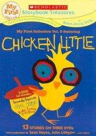My First Scholastic Storybook Treasures: Vol. 3 (3 Pack)