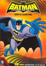 Batman: The Brave And The Bold - Season Three