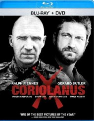Coriolanus (Blu-ray + DVD Combo)