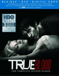 True Blood: The Complete Second Season (Blu-ray + DVD + Digital Copy)
