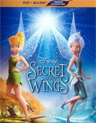Secret Of The Wings (DVD + Blu-ray Combo)