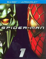 Spider-Man (Blu-ray + UltraViolet)