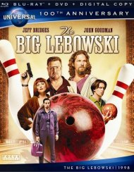 Big Lebowski, The (Blu-ray + DVD + Digital Copy)