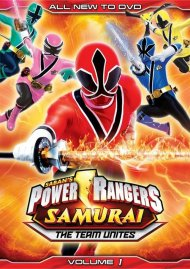 Power Rangers Samurai Vol. 1: The Team Unites
