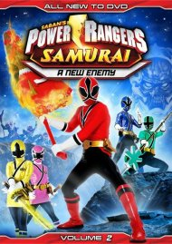 Power Rangers Samurai Vol. 2: A New Enemy