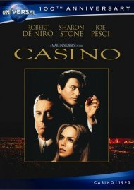 Casino (DVD + Digital Copy Combo)