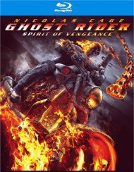 Ghost Rider: Spirit Of Vengeance (Blu-ray + UltraViolet)