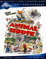 National Lampoons Animal House (Blu-ray + DVD + Digital Copy)