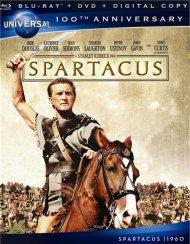 Spartacus (Blu-ray + DVD + Digital Copy)