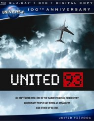 United 93 (Blu-ray + DVD + Digital Copy)