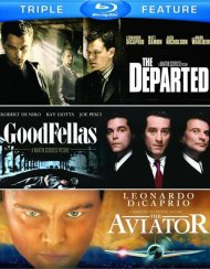 Departed, The / Goodfellas / The Aviator (Triple Feature)