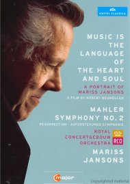 Mariss Jansons: Music Is The Language Of The Heart And Soul