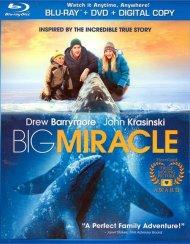 Big Miracle (Blu-ray + DVD + Digital Copy + UltraViolet)