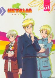 Hetalia: World Series 2 Season Four - Limited Edition