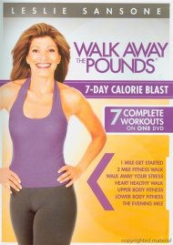 Leslie Sansone: Walk Away The Pounds - 7 Day Calorie Blast