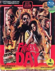 Fathers Day (Blu-ray + DVD + CD)