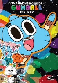 Amazing World Of Gumball, The: The DVD