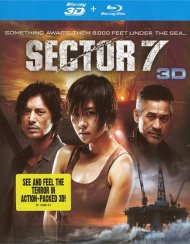 Sector 7 3D (Blu-ray 3D + Blu-ray Combo)