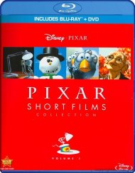 Pixar Short Films Collection: Volume 1 (Blu-ray + DVD)