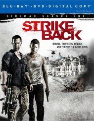 Strike Back: Season One (Blu-ray + DVD + Digital Copy)