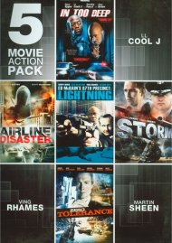 5 Features Action Movie Pack: Volume 3