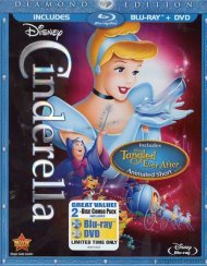 Cinderella: Diamond Edition (Blu-ray + DVD Combo)