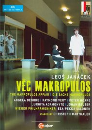 Leos Janacek: The Makropulos Affair