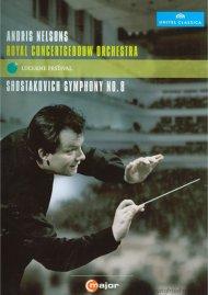 Andris Nelsons: At Lucerne Festival - Shostakovich Symphony No. 8