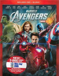 Avengers, The (DVD + Blu-ray Combo)