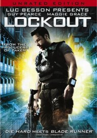 Lockout: Unrated (DVD +UltraViolet)