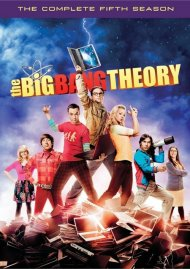 Big Bang Theory, The: The Complete Fifth Season