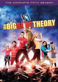 Big Bang Theory, The: The Complete Fifth Season