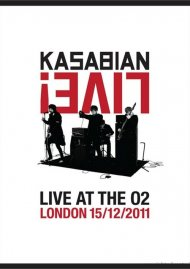 Kasabian: Live! - Live At The O2 (DVD + CD Combo)