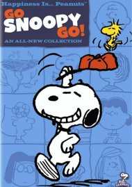 Happiness Is... Peanuts: Go, Snoopy Go!