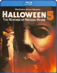 Halloween 5: The Revenge Of Michael Myers