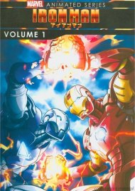 Iron Man: Animated Series - Volume One