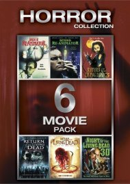 Horror Collection: 6 Movie Pack - Volume 2