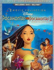 Pocahontas: Two Movie Special Edition (DVD + Blu-ray Combo)