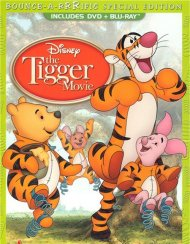Tigger Movie, The: Bounce-A-Rrrific Special Edition (DVD + Blu-ray Combo)