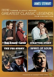 TCM Greatest Classic Films: Legends - James Stewart