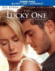 Lucky One, The (Blu-ray + DVD + UltraViolet)