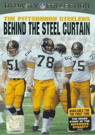 NFL Dynasty Collection: The Pittsburgh Steelers - Behind The Steel Curtain