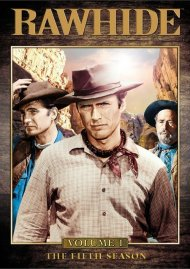 Rawhide: The Fifth Season - Volume One