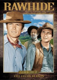 Rawhide: The Fifth Season - Volume Two