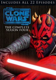Star Wars: The Clone Wars - The Complete Season Four