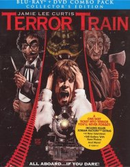 Terror Train: Collectors Edition (Blu-ray + DVD Combo)