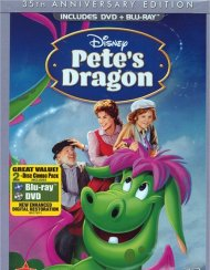 Petes Dragon: 35th Anniversary Edition (DVD + Blu-ray Combo)