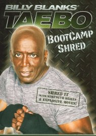Billy Blanks Tae-Bo: Bootcamp Shred