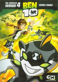 Ben 10: The Complete Season 4 (Repackage)