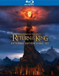 Lord Of The Rings, The: The Return Of The King - Extended Edition (Blu-ray + UltraViolet)